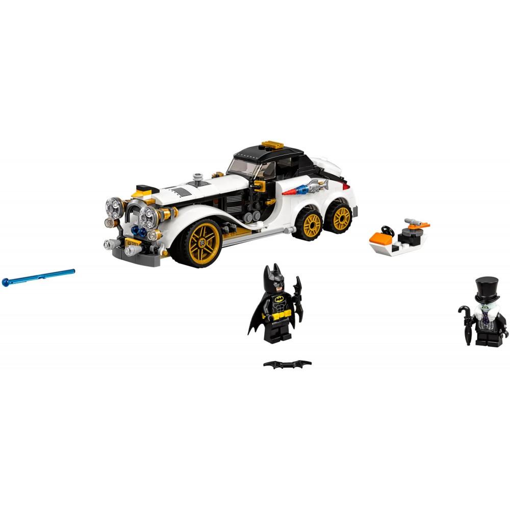 """Конструктор Bela """"Batman"""" 10631 """"Автомобиль Пингвина"""", аналог: Lego Super Heroes 70911, количество деталей: 315"""