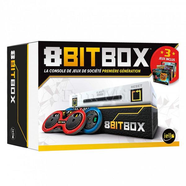 Настольная игра 8bit box (8бит бокс)
