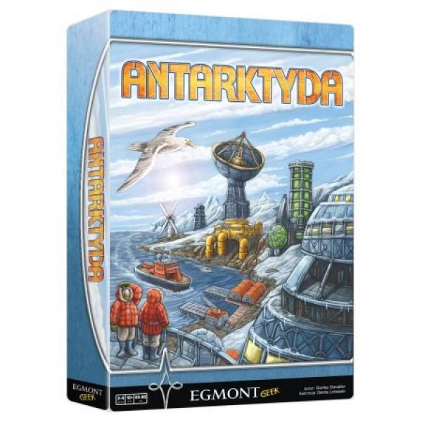 Настольная игра Antarctica (Антарктика)