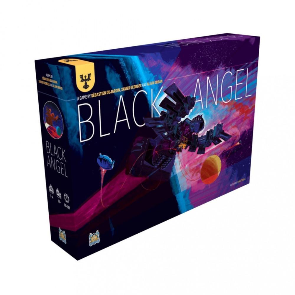 Настольная игра Black Angel (Чёрный ангел)