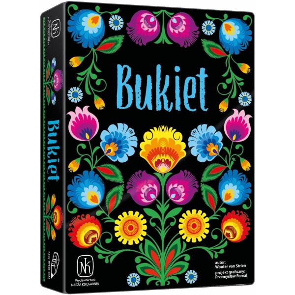 Настольная игра Букет (Bukiet, Bloom)