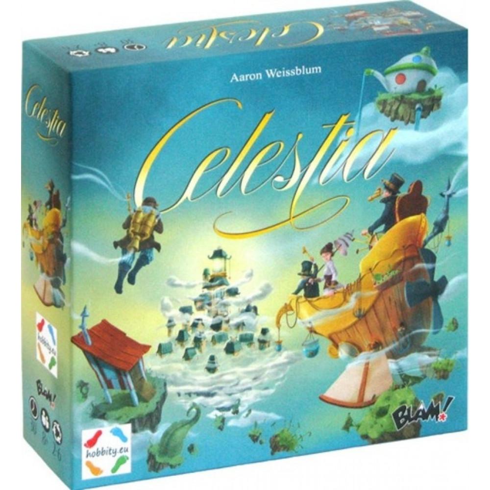 Настольная игра Celestia (Селестия)
