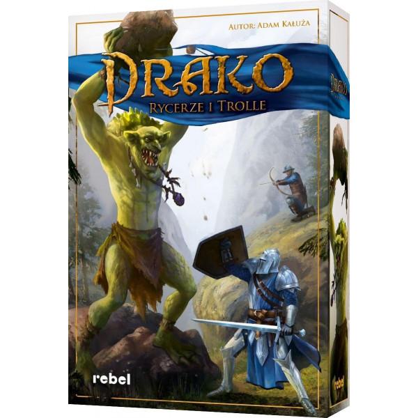 """Настольная игра """"Drako: Knights & Trolls"""" (Драко)"""
