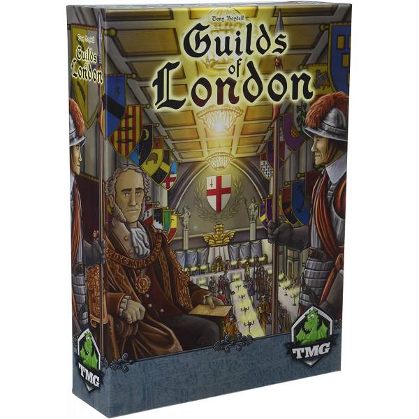 Настольная игра Guilds of London (Гильдии Лондона)