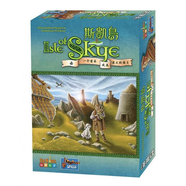 Настольная игра Isle of Skye: From Chieftain to King (Остров скай: Из вождей в короли)