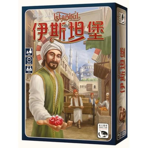 Настольная игра Istanbul (Стамбул)