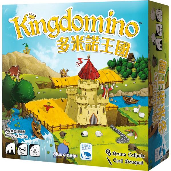 Настольная игра Kingdomino (Лоскутное королевство)