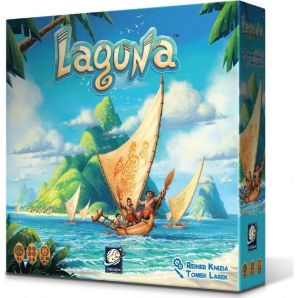 Настольная игра Blue Lagoon (Голубая лагуна)