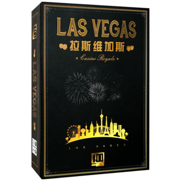 Настольная игра Las Vegas Royale (Лас Вегас Королевский)