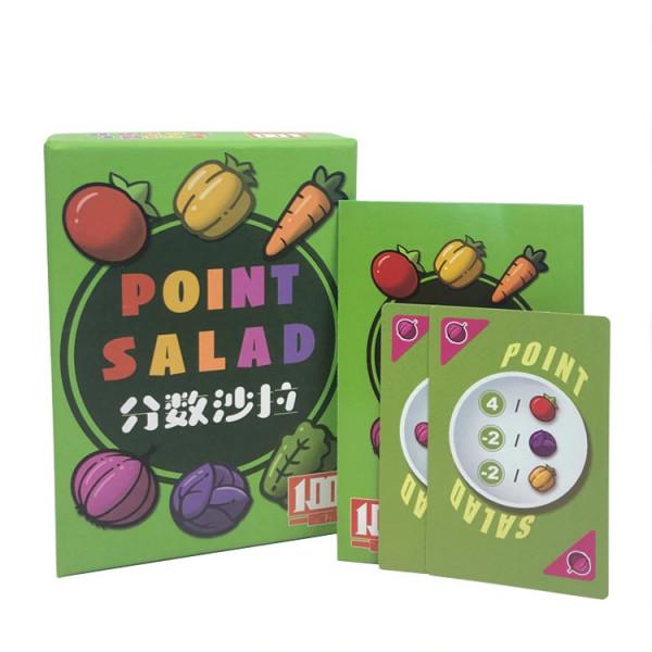 Настольная игра Point Salad (Салат удачи)