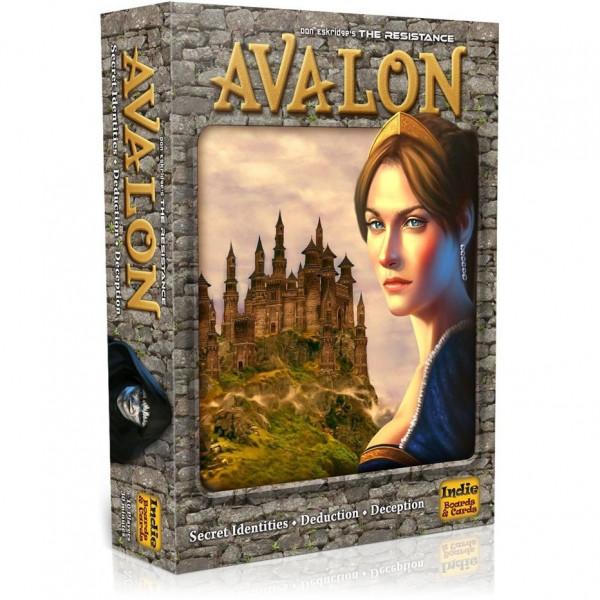 Настольная игра The Resistance: Avalon (Авалон)