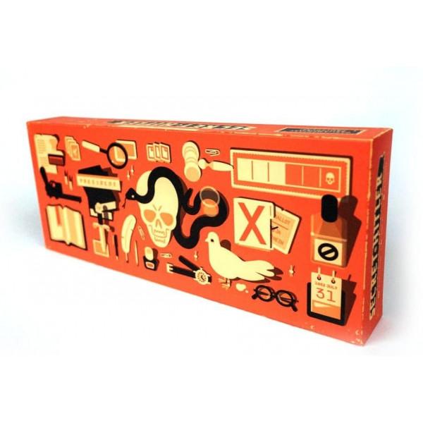 Настольная игра Secret Hitler Large Box  (Секретный Гитлер Большая коробка)