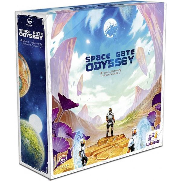 """Настольная игра """"Space Gate Odyssey"""" (Космические врата Одиссея)"""