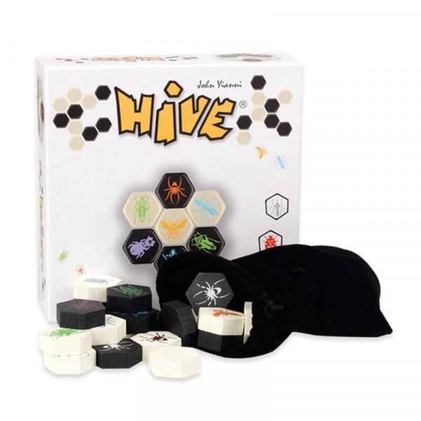 Настольная игра Hive + 3 expansions (Улей + 3 дополнения)