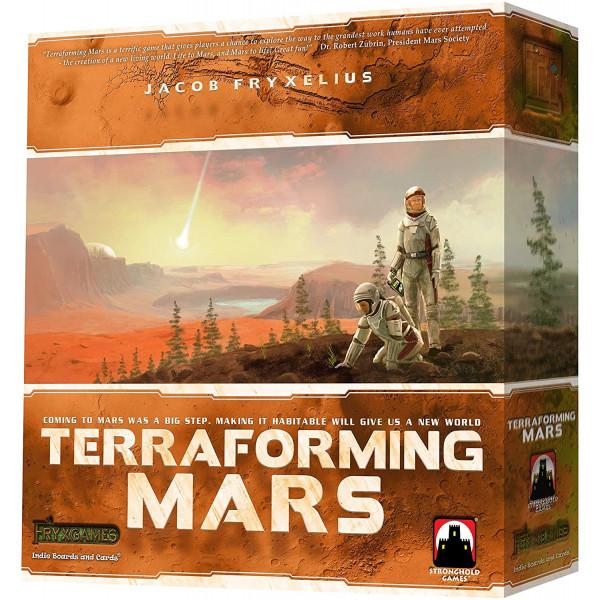 """Настольная игра """"Terraforming Mars"""" (Покорение Марса)"""