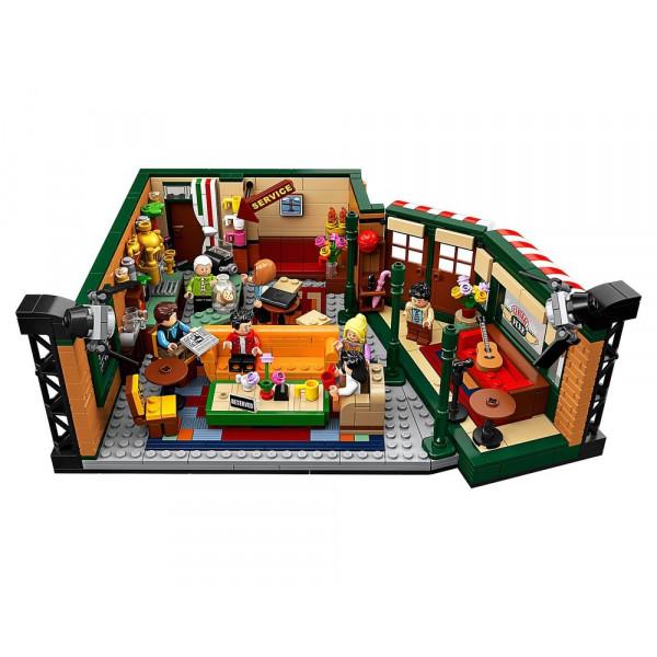 """Конструктор """"Друзья - Центральный парк Кафе Друзей"""", Bela Lari 11448 (аналог Lego 21319), 1112 деталей"""