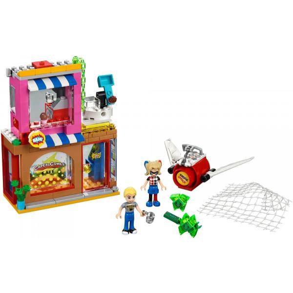 """Конструктор BELA 10617 """"Харли Квин спешит на помощь"""", cерия: Super Power Girls, аналог: Lego 41231, количество деталей: 223"""