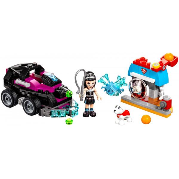 """Конструктор Bela (lari) 10613 """"Танк Лашины"""", Super Power Girls аналог: Lego 41233 , количество деталей: 147"""