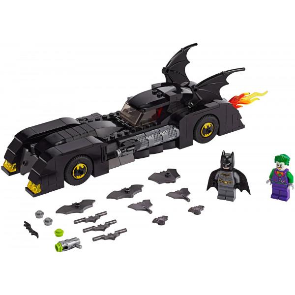 """Конструктор """"Бэтмобиль Погоня за Джокером"""" Lari ( Bela) 11351 Super Heroes, (аналог Lego 76119), 354 деталей"""