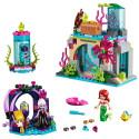 """Конструктор """"Ариэль и магическое заклятье"""" Decool 70218 Princess, (Аналог Disney Princess 41145), 222 деталей"""