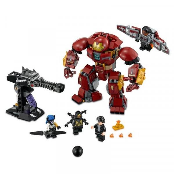 """Конструктор """"Бой Халкбастера"""" Bela (Lari) 10832 Super Heroes, (аналог Lego 76104), 397 деталей"""