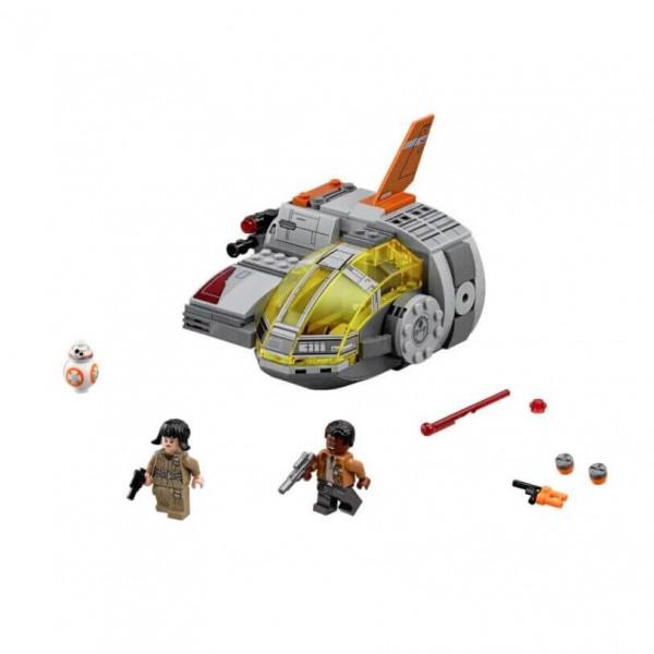 """Конструктор """"Транспортный корабль Сопротивления"""" Bela (lari) 10898 Звездные войны (аналог Star Wars 75176), 305 деталей"""